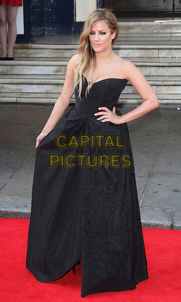 LONDON, ENGLAND - MAY 18: Caroline Flack attends the Arqiva British Academy Television Awards at the Theatre Royal Drury Lane on May 18, 2014 in London, England.<br /> CAP/ROS<br /> &copy;Steve Ross/Capital Pictures