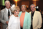 BEVERLY HILLS - JUN 12: Webb Roe, Ruta Lee, Bobby DeRusso, Timmy Steznerat The Actors Fund's 20th Annual Tony Awards Viewing Party at the Beverly Hilton Hotel on June 12, 2016 in Beverly Hills, California