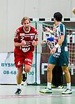 Stockholm 2013-11-10 Handboll Elitserien Hammarby IF - Eskilstuna Guif :  <br /> Eskilstuna Guif Richard &Aring;kerman jublar efter att ha gjort ett m&aring;l<br /> (Foto: Kenta J&ouml;nsson) Nyckelord:  jubel gl&auml;dje lycka glad happy