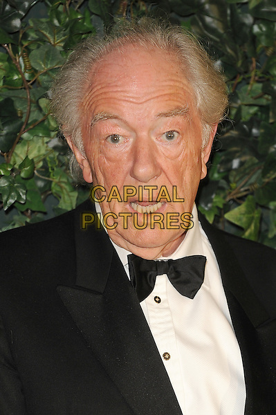 LONDON, ENGLAND - NOVEMBER 13: Michael Gambon attends The London Evening Standard Theatre Awards at The Old Vic Theatre on November 13, 2016 in London, England.<br /> CAP/BEL<br /> &copy;BEL/Capital Pictures