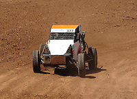 Apr 17, 2011; Surprise, AZ USA; LOORRS driver Quentin Tucker (377) during round 4 at Speedworld Off Road Park. Mandatory Credit: Mark J. Rebilas-