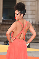 Pearl Mackie<br /> at the Royal Acadamy of Arts Summer Exhibition opening party 2017, London. <br /> <br /> <br /> &copy;Ash Knotek  D3276  07/06/2017