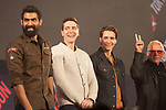 2018/11/30 Makuhari Chiba,the Tokyo Comic-con started at Makuhari Messe for 3 Days until Sunday.<br /> Rana Daggubati, Oliver and James Phelps, Peter Weller<br /> (Photos by Michael Steinebach / AFLO)