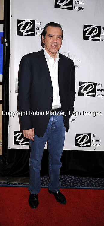 Chazz Palminteri ..posing for photographers at The 74th Annual Drama League Awards Ceremony and Luncheon..on May 16, 2008 at The Marriott Marquis Hotel. ....Robin Platzer, Twin Images