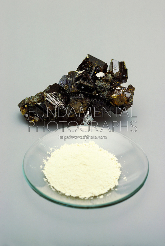 METAL SULFIDES - ZINC SULFIDE<br />
