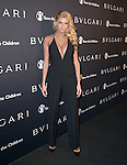 Charlotte McKinney attends Pre-Oscar Bulgari and Save the Children to launch STOP.THINK.GIVE held at Spago in Beverly Hills, California on February 17,2015                                                                               © 2015 Hollywood Press Agency