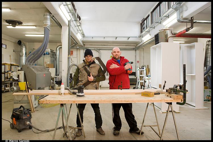 Ls Lignum Lab ha aderito al Progetto FaciliTo di Barriera di Milano. Febbraio 2013