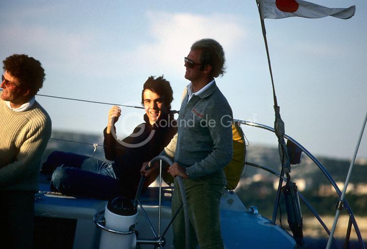Semaine de Marseille 1976, Mandrake