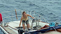 Adrift (2018)<br /> Shailene Woodley<br /> *Filmstill - Editorial Use Only*<br /> CAP/MFS<br /> Image supplied by Capital Pictures