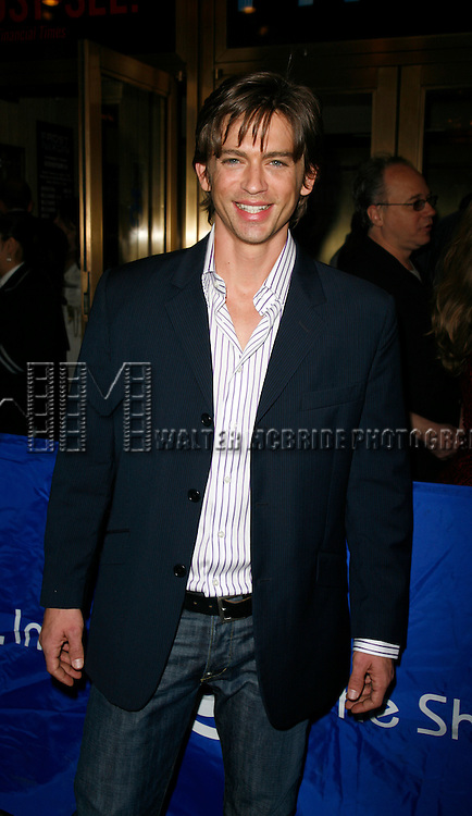 Austin Miller.arriving for the Opening Night performance of FROST NIXON at the Bernard B. Jacobs Theatre in New York City..April 22, 2007.© Walter McBride /
