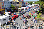 KENMARE FAIR DAY WAS A FAIR DAY:  The sunshine brought the crowds flocking to Kenmare for the Town's annual August 15th Fair Day.