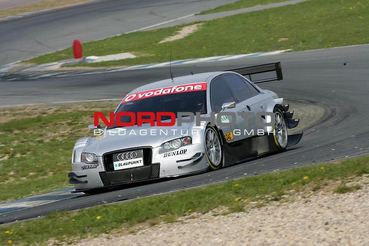 DTM - Testtag 2007<br /> Motorsport Arena Oschersleben <br /> Audi DTM - Testfahrzeug<br /> <br /> Foto &copy; nph (  nordphoto  )<br /> <br />  *** Local Caption ***