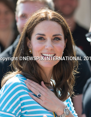 20.07.2017; Heidelberg, Germany: KATE MIDDLETON<br />participated as a cox to one of the tems in the Heidelberg v Cambridge rowing race in the university town of Heidelberg.<br />Mandatory Photo Credit: &copy;Francis Dias/NEWSPIX INTERNATIONAL<br /><br />IMMEDIATE CONFIRMATION OF USAGE REQUIRED:<br />Newspix International, 31 Chinnery Hill, Bishop's Stortford, ENGLAND CM23 3PS<br />Tel:+441279 324672  ; Fax: +441279656877<br />Mobile:  07775681153<br />e-mail: info@newspixinternational.co.uk<br />Usage Implies Acceptance of Our Terms &amp; Conditions<br />Please refer to usage terms. All Fees Payable To Newspix International