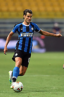 Antonio Candreva of FC Internazionale in action during the Serie A football match between Parma and FC Internazionale at stadio Ennio Tardini in Parma ( Italy ), June 28th, 2020. Play resumes behind closed doors following the outbreak of the coronavirus disease. <br /> Photo Andrea Staccioli / Insidefoto