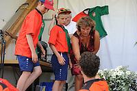 KAATSEN: DONGJUM: 28-05-2017, Kaatsvereniging Moed en Volharding, ©foto Martin de Jong