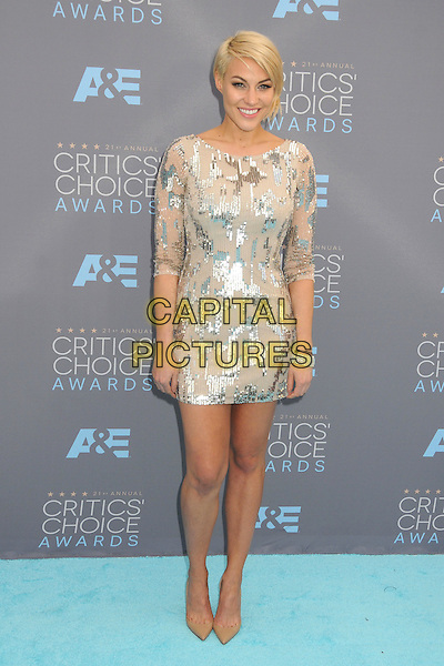 17 January 2016 - Santa Monica, California - Erin Ashley Darling. 21st Annual Critics' Choice Awards - Arrivals held at Barker Hangar. <br /> CAP/ADM/BP<br /> &copy;BP/ADM/Capital Pictures