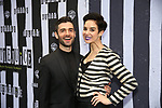 "Adan Kantor and Alexandra Silber attends the Broadway Opening Night Performance for ""Beetlejuice"" at The Wintergarden on April 25, 2019  in New York City."