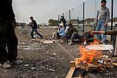 Immigration Calais, France 2007