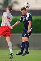 FIU Men's Soccer at Barry (8/16/12)