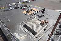 2015-04-13 Stratford School Aviation Maintenance Roof Replacement and Mechanical Upgrades
