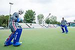 Mannheim, Germany, September 07: During the field hockey Bundesliga match between Mannheimer HC and Club an Der Alster on September 7, 2019 at Am Neckarkanal in Mannheim, Germany. Final score 0-2. (Photo by Dirk Markgraf / www.265-images.com) ***