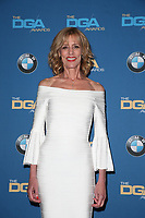 BEVERLY HILLS, CA - FEBRUARY 3: Christine Lahti in the press room at the 70th Annual DGA Awards at The Beverly Hilton Hotel in Beverly Hills, California on February 3, 2018. <br /> CAP/MPI/FS<br /> &copy;FS/MPI/Capital Pictures