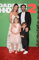 """LOS ANGELES - NOV 5:  Alessandra Ambrosio, Jamie Mazur at the """"Daddy's Home 2"""" Los Angeles Premiere at the Village Theater on November 5, 2017 in Westwood, CA"""