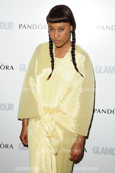 V V Brown arriving for the 013 Glamour Women of The Year Awards, Berkeley Square, London. 04/06/2013 Picture by: Steve Vas / Featureflash