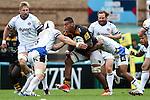 London Wasps' Nathan Hughes - Rugby Union - 2014 / 2015 Aviva Premiership - Wasps vs. Bath - Adams Park Stadium - London - 11/10/2014 - Pic Charlie Forgham-Bailey/Sportimage