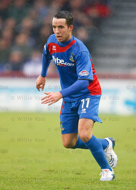 Dougie Imrie, Inverness Caledonian Thistle