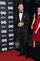 David Beckham<br /> arriving for the GQ Men of the Year Awards 2019 in association with Hugo Boss at the Tate Modern, London<br /> <br /> ©Ash Knotek  D3518 03/09/2019