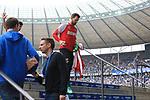14.04.2018, OLympiastadion, Berlin, GER, 1.FBL, Hertha BSC VS. 1.FC Koeln, im Bild <br /> <br /> <br /> <br />       <br /> Foto &copy; nordphoto / Engler