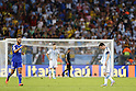 Lionel Messi (ARG), JUN 15, 2014 - Football / Soccer : Lionel Messi look dejected after loss goal during the FIFA World Cup Brazil<br /> match between Argentina and Bosnia Herzegovina at the Maracana Stadium in Rio de Janeiro, Brazil. (Photo by AFLO)