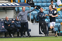 Swansea City manager Steve Cooper during Millwall vs Swansea City, Sky Bet EFL Championship Football at The Den on 30th June 2020