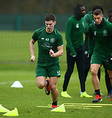2019 Football Celtic Training Session Feb 13th