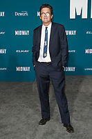 "LOS ANGELES - NOV 5:  Geoffrey Blake at the ""Midway"" Premiere at the Village Theater on November 5, 2019 in Westwood, CA"