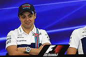5th October 2017, Suzuka Circuit, Suzuka, Japan; Japanese Formula One Grand Prix, Thursday Setup and Press Conference; Felipe Massa - Williams Martini Racing