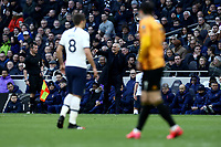 1st March 2020; Tottenham Hotspur Stadium, London, England; English Premier League Football, Tottenham Hotspur versus Wolverhampton Wanderers; Tottenham Hotspur Manager Jose Mourinho