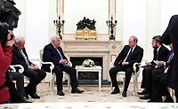 President Putin at the Kremlin 021218