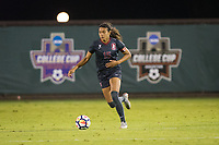 STANFORD, CA - August 24, 2018: Alana Cook at Laird Q. Cagan Stadium. The Stanford Cardinal defeated the USF Dons 5-1.