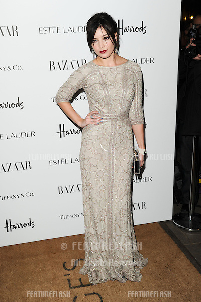 Daisy Lowe arriving for the Harper's Bazaar Women of the Year Awards 2012 at Claridge's Hotel, London. 31/10/2012 Picture by: Steve Vas / Featureflash