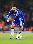 Chelsea's Pedro in action <br /> <br /> - UEFA Champions League - Chelsea vs Paris Saint Germain - Stamford Bridge - London - England - 9th March 2016 - Pic David Klein/Sportimage