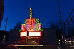 The Laurelhurst movie Theater in Portland, Oregon