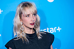 Ingrid García-Jonsson attends to blue carpet of presentation of new schedule of Movistar+ at Queen Sofia Museum in Madrid, Spain. September 12, 2018.  (ALTERPHOTOS/Borja B.Hojas)