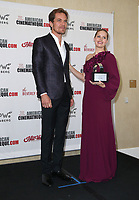 10 November 2017 - Beverly Hills, California - Michael Shannon, Amy Adams. 31st Annual American Cinematheque Awards Gala held at The Beverly Hilton Hotel. <br /> CAP/ADM/FS<br /> &copy;FS/ADM/Capital Pictures