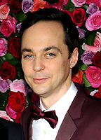 NEW YORK, NY - JUNE 10: Jim Parsons attends the 72nd Annual Tony Awards at Radio City Music Hall on June 10, 2018 in New York City.  <br /> CAP/MPI/JP<br /> &copy;JP/MPI/Capital Pictures