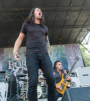 Born of Osiris at Mayhem Fest 2013 in Atlanta, GA.