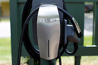 Tesla Charging Station at Keswick Hall