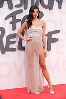 Sara Sampaio attends Fashion for Relief Cannes 2018 during the 71st annual Cannes Film Festival at Aeroport Cannes Mandelieu on May 13, 2018 in Cannes, France.<br /> CAP/GOL<br /> &copy;GOL/Capital Pictures