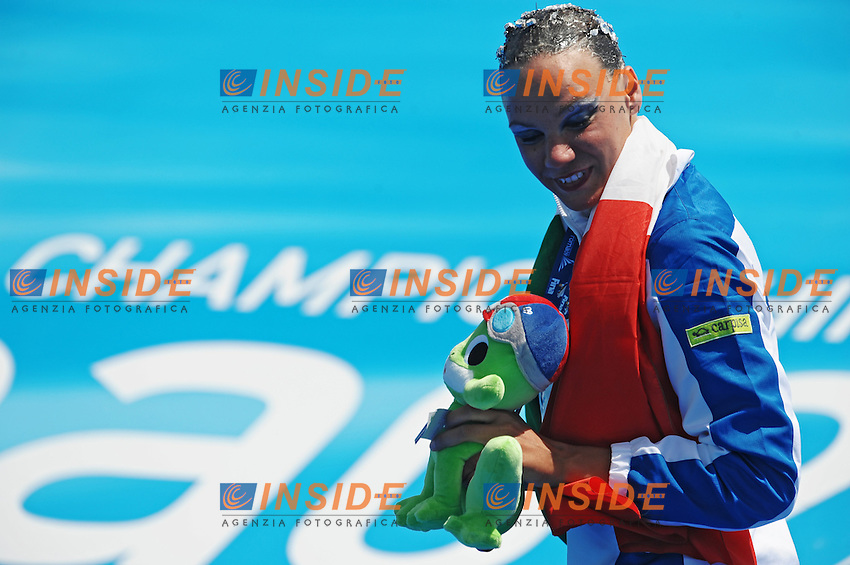Roma 23th July 2009 - 13th Fina World Championships From 17th to 2nd August 2009.Synchro Swimming Solo Free - Nuoto Sincronizzato Solo Libero.Beatrice Adelizzi (ITA) Medaglia di Bronzo - Bronze Medal.photo: Roma2009.com/InsideFoto/SeaSee.com .Foto Andrea Staccioli Insidefoto